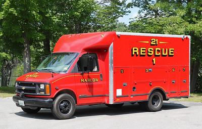 Rescue 1.  1998 heavy 3500 / Supreme