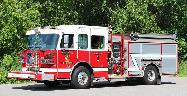 Engine 1.  2008 Sutphen.  1500 / 750