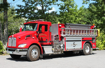 Engine 5   2011 Kenworth / Toyne   750 / 2014