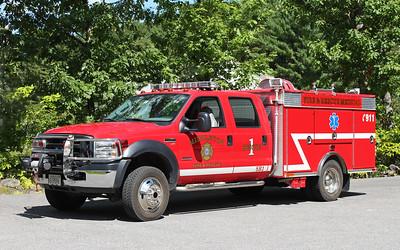 Rescue 1   2006 Ford F-550    500 / 500