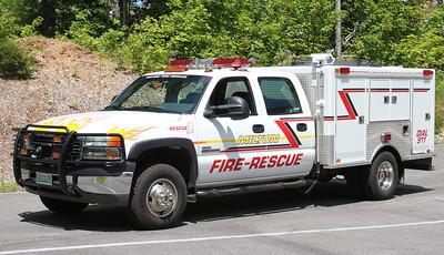 Rescue 1  2002 GMC