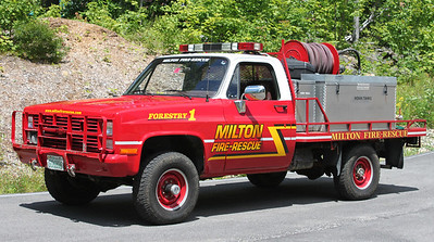 Retired  Forestry 1   1985 Chevy   250/250