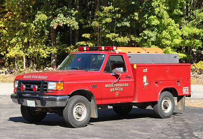 Rescue 2   1990 Ford F-250 / Reading