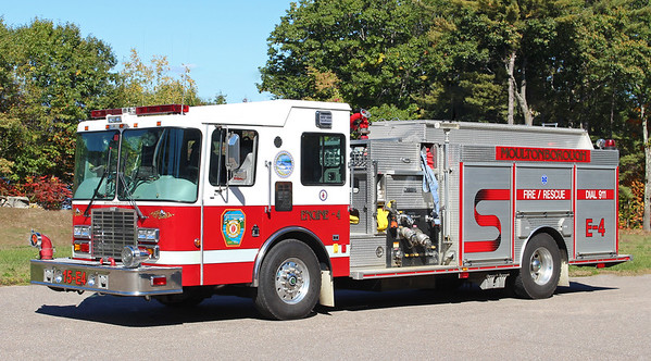 Engine 4   2002 HME / Central States   1250 / 1000