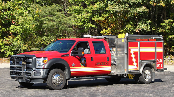 Rescue 3   2015 Ford F-550 / HME Ahrens Fox   1500 / 400