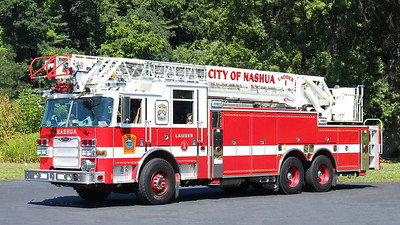 Ladder 1   2012 Pierce Arrow XT   105' RMA