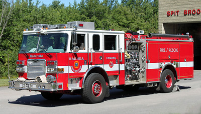 Pre Refurb   Engine 3   2009 Pierce Arrow XT   1250 / 750