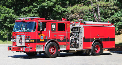 Engine 4   2016 Pierce Arrow XT.  1500 / 750
