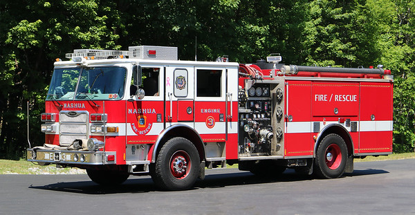 Engine 3.  2009 Pierce Arrow XT   1250 / 750