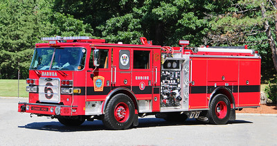 Engine 6.  2019 Pierce Arrow XT.  1500 / 750