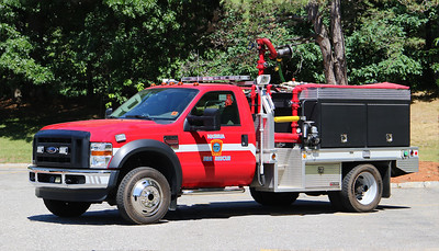 CFR 1 (Bubbles)  2008 Ford F-550 / C.E.T.   500 Gallons