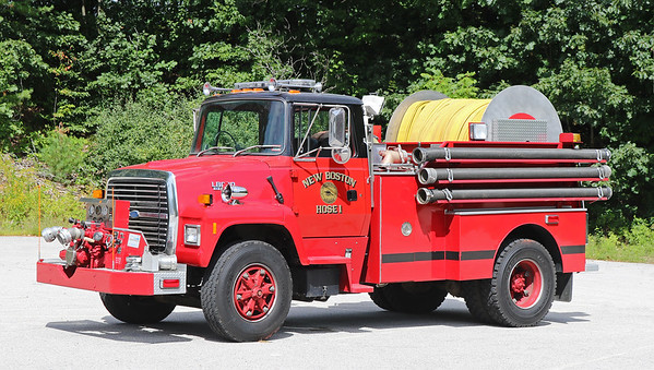 Hose 1.  1994 Ford L8000 / Gilbert.  750 / 2000' 4""