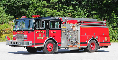 Engine 2.  1992 KME.  1250 / 1000