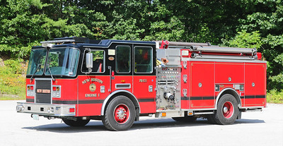 Engine 1.  2006 KME Predator.  1250 / 1000