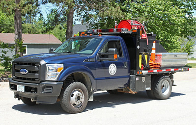 "Forestry 1 ""Blue Ox"" 2012 Ford F-350 75 / 300"