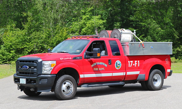 Forestry 1 .  2014 Ford F-350 / Herman Skid Unit   125 / 300 / 10F
