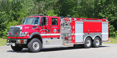 Engine 2 .  2015 International / E-One .  1500 / 2500