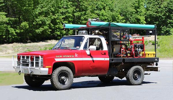 Forestry 1.  1986 Chevy / Custom.  125 / 200