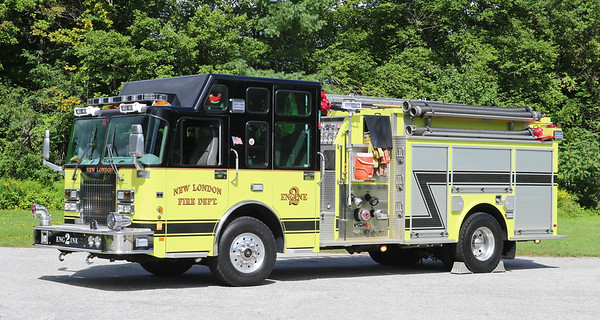 Engine 2   2002 Spartan / Valley   1250 / 750