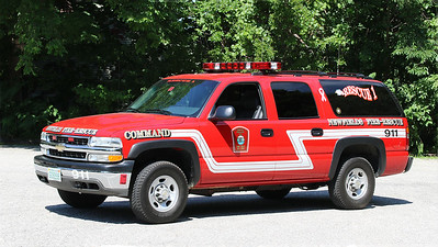 Rescue 1.  2002 Chevy Suburban