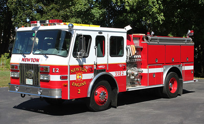 Engine 2 - Post Refurb 1991 E-One Protector 1250/1000