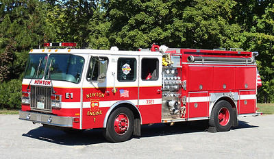 Engine 1   2000 E-One Protector   1250 / 1000