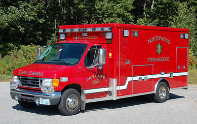 Ambulance 2  2007 Ford/AEV