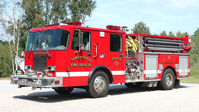 Engine 3.   1997 Spartan / Valley   1500 / 1000