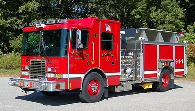 Engine 1  2008 HME/Ahrens Fox  1750/1000