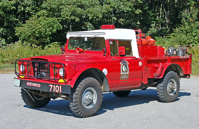 Forestry 1  1971 Jeep