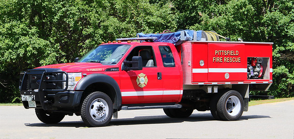 Forestry 1   2011 Ford F-550 / Valley.  150 / 200