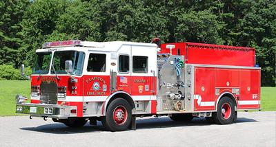Engine 1.  2003 KME.  1500 / 1250