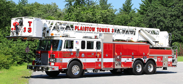 Tower 3.  1991 Pierce Lance.  100' Tower