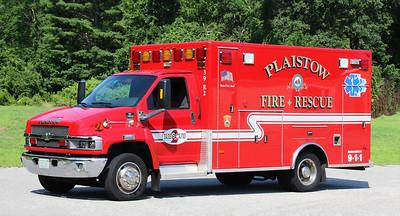 Rescue 2.  2005 Chevrolet / PL Custom