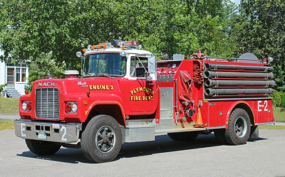 Engine 2 1987 Mack R / Middlesex 1000 / 500