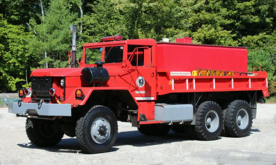 Tank 2 1979 Am General 500 / 1000
