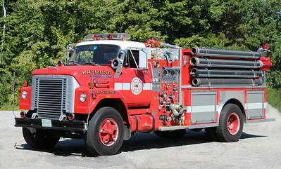 Engine 1 1974 International / Howe 1250 / 1200