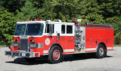 Engine 3 1990 Pierce Lance 1500 / 1000