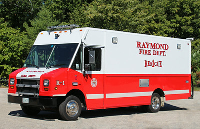 Rescue 1 2007 Freightliner / Todco