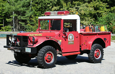 Forestry 2 1963 Dodge Power Wagon 250 / 125