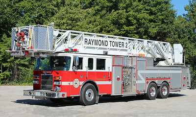 Tower 2 1999 Pierce dash / Fort Garry / Skypod 1750 / 300 100' RM