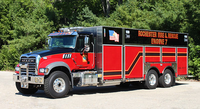 Engine 7   2016 Mack Granite / Toyne   1250 / 3000