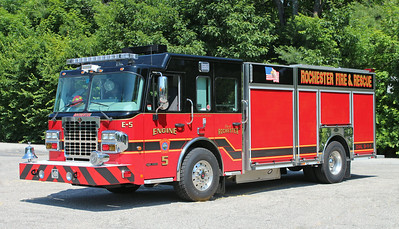 Engine 5 2013 Spartan Metro Star / Toyne 1500 / 1000
