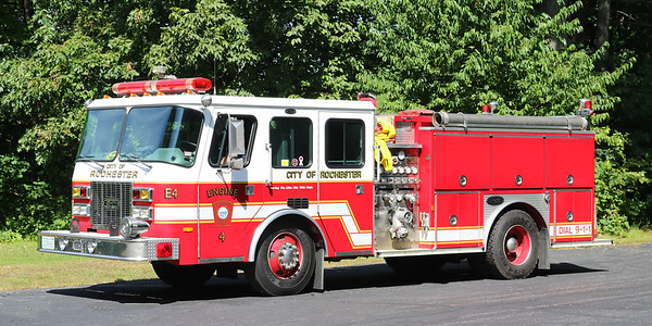 Engine 4.  1994 E-One Sentry   1250 / 1000