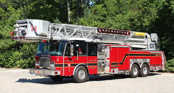 Truck 1   2009 E-One Cyclone   2000 / 300 / 100' Tower