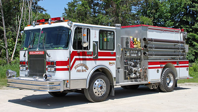 Engine 3   1989 Spartan/Quality   1000/1000