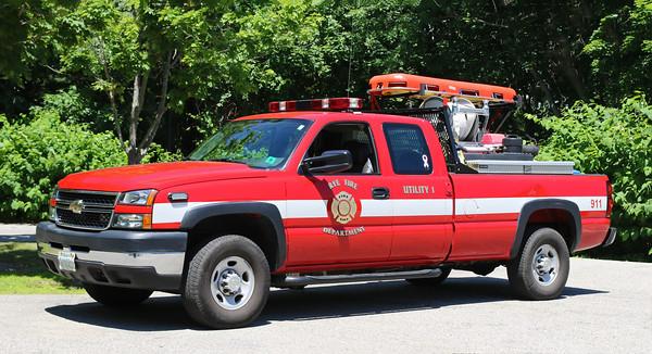 Utility 1.  2006 Chevy 2500 / CET.  250 / 200