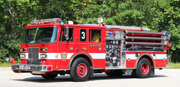 Engine 3   1994 Pierce Saber   1000 / 750