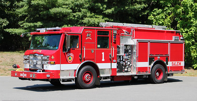 Engine 1   2020 Pierce Impel.  1500 / 1000