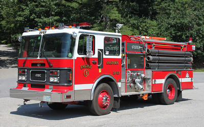 Engine 3 1987 Spartan/FMC 1500/1000
